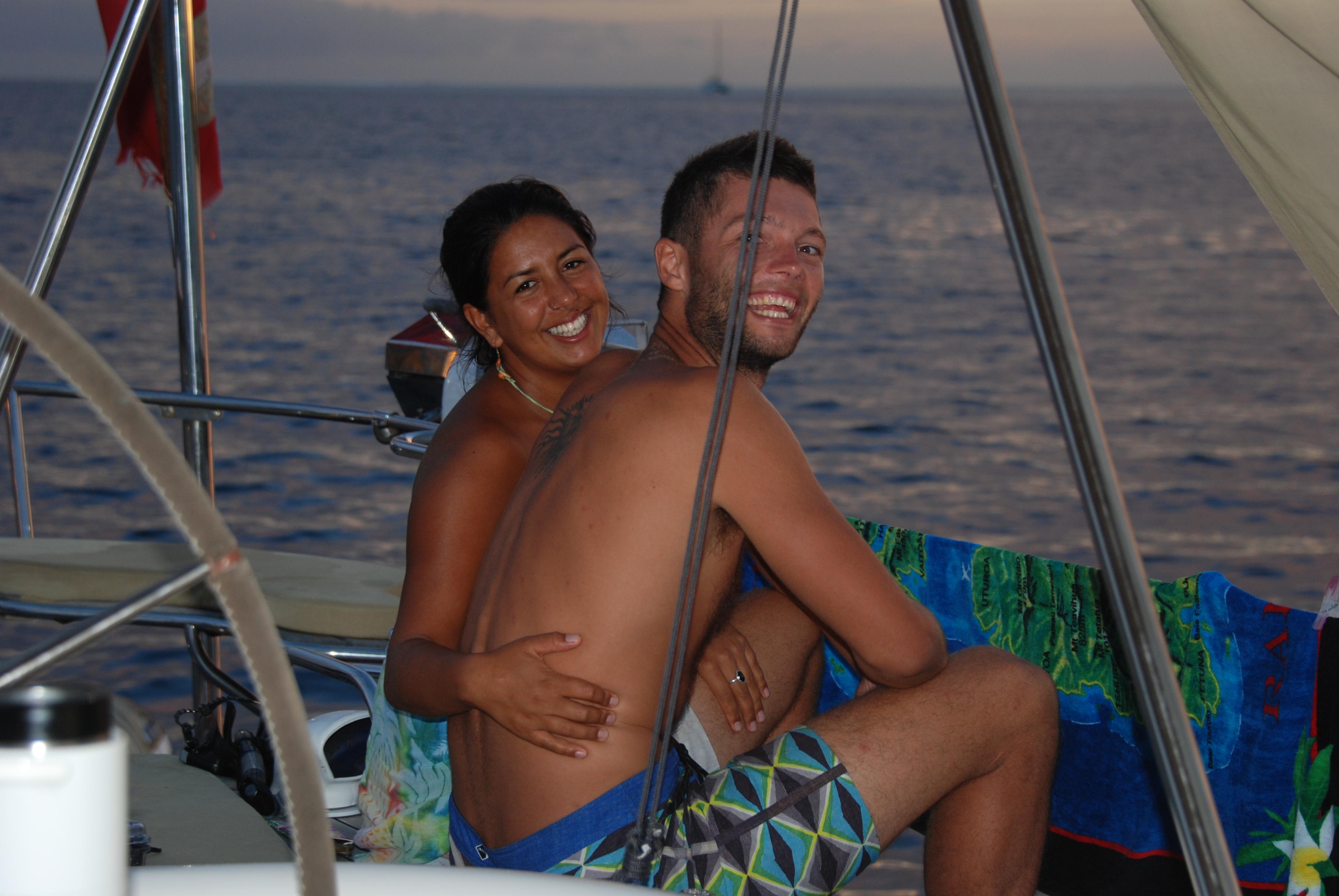 Guest Crew Benoit & Dulce