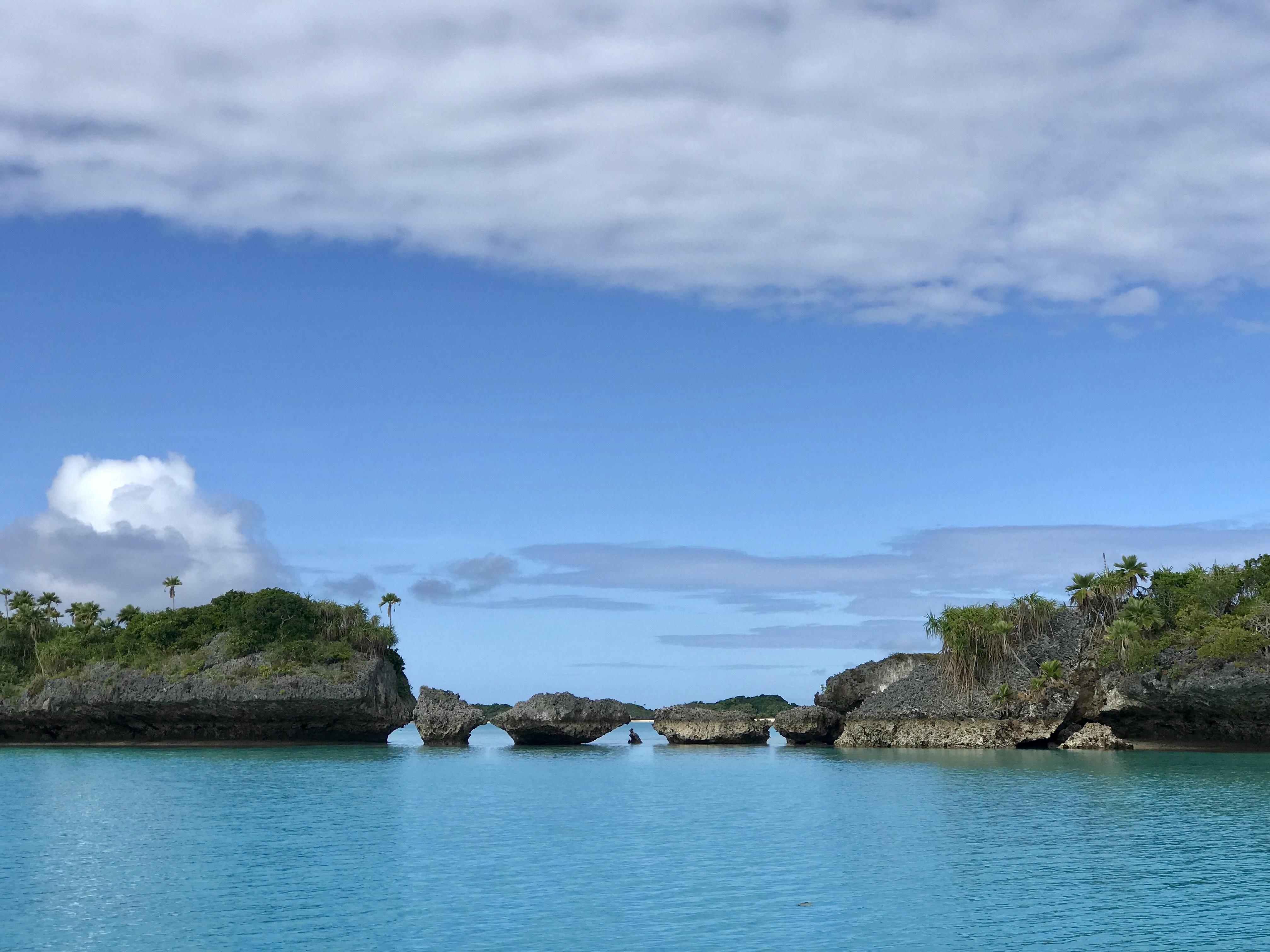Falaga Lagoon Fiji